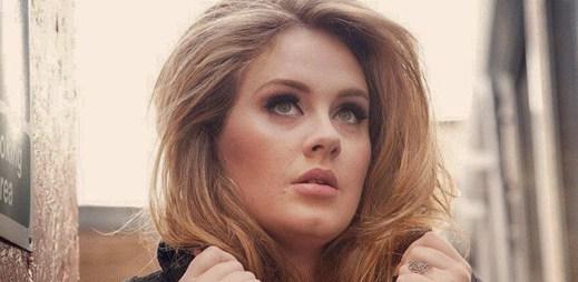 Adele je zpět. Poslechněte si ukázku nové písně