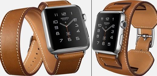Luxusní hodinky: Apple Watch a Hermès společně vytvořili designový skvost