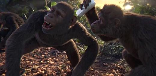 Coldplay v novém klipu Adventure of a Lifetime vystupují jako zábavné animované opice