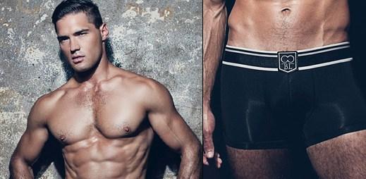 2EROS: Nová luxusní kolekce spodního prádla Black Label s vysokým leskem