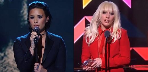 6 emocionálních písní z Billboard Women In Music v čele s Lady Gaga
