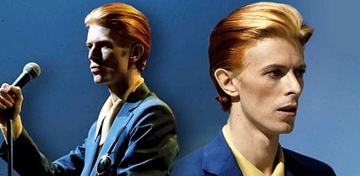 R.I.P.: Zemřel legendární umělec David Bowie