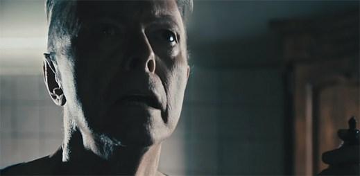 David Bowie se loučí znepokojivým klipem Lazarus