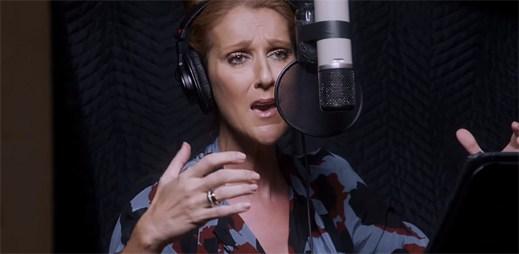 Po tragické události Céline Dion vydává vzpomínkový klip Hymn