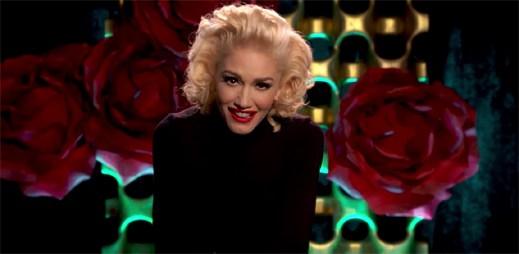 Gwen Stefani jako první v historii představila v živém přenose hudební video Make Me Like You