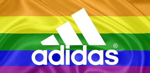 Adidas vzkazuje sportovcům: Jsi gay? Nemusíš se bát, sponzorskou smlouvu ti nezrušíme!