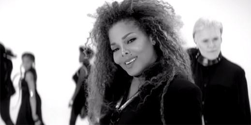Janet Jackson vydává energický klip Dammn Baby