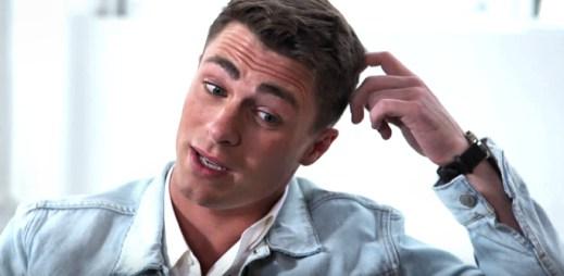 Sexy herec Colton Haynes: Jsem gay!