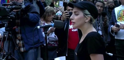 Lady Gaga: Masakr v orlandském gay klubu je útok na lidstvo