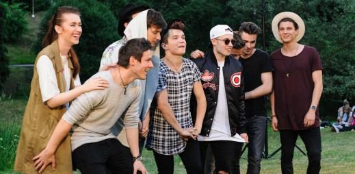 Sebastian, Martin Harich, ATMO Music, Light & Love a youtubeři natočili klip Společný svět