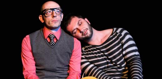 Nová divadelní hra Mutanti je o dvou gayích: Co po nich zůstane, až zemřou?