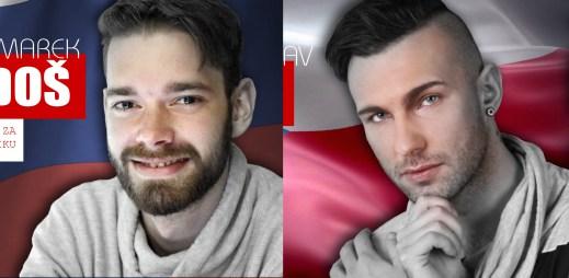 Mezinárodní soutěž krásy Mr. Gay Europe 2016: Hlasujte pro kluky z Česka a Slovenska