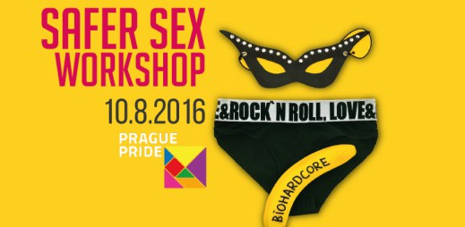 Nejbláznivější workshop na Prague Pride: Co musíš vědět, když jdeš do akce na sex?