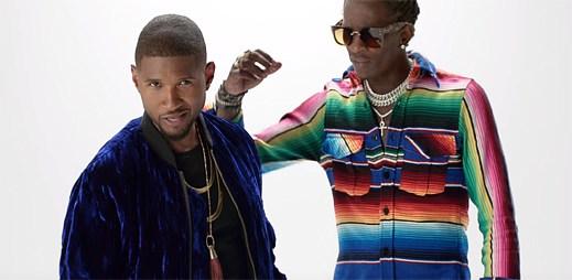 Usher nezná taneční hranice v klipu No Limit