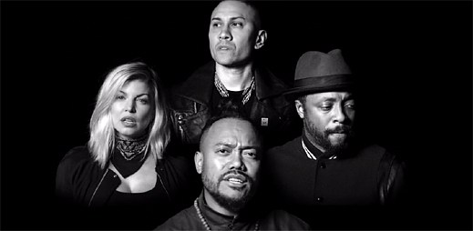 The Black Eyed Peas předělali svůj hit Where is the Love pro dobrou věc a společně se po dlouhé době ukázali v klipu