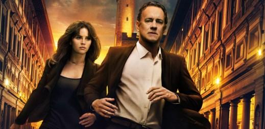 Film Inferno: Tom Hanks opět závodí s časem, aby zachránil svět před globálním spiknutím
