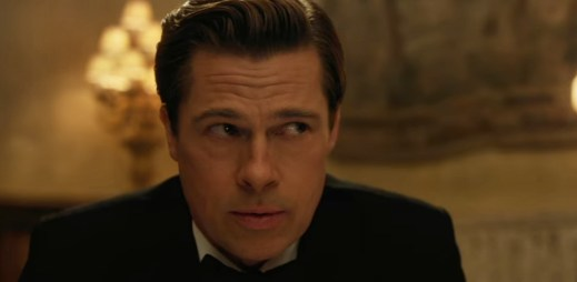 Druhá světová válka ve filmu Spojenci vrcholí. Najde špión Brad Pitt zrádkyni ve svých řadách?