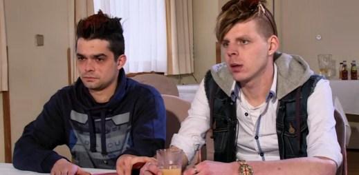 Výměna manželek: Gay pár se zúčastnil výměny, natáčení pořadu ale jeden z nich předčasně ukončil