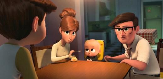Animovaný film Mimi šéf: Už vám někdy šéfoval malý kluk?