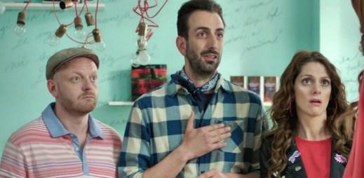 """Film """"Všechno nebo nic"""": Český Deník Bridget Jonesové ve kterém je introvertní gay!"""