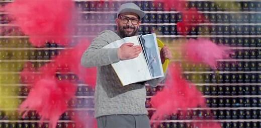 OK Go: Úžasný klip The One Moment natočený za pouhé 4,2 sekundy