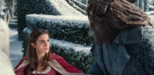 Trailer: Kráska a zvíře. Nová podoba klasické pohádky ze studia Disney!