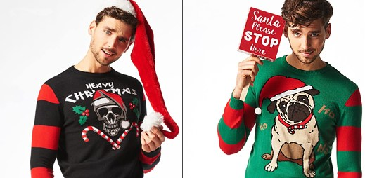 Tip na dárek k Vánocům: Už jste viděli tyto vánoční svetry z Reserved?