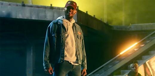 Chris Brown vám v novém klipu prozradí jak na party
