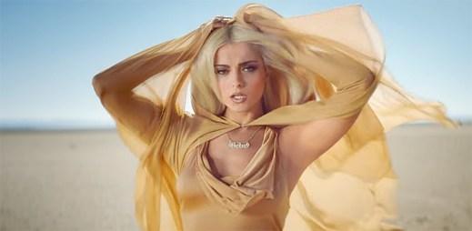 Bebe Rexha ovládla kalifornskou poušť v klipu I Got You