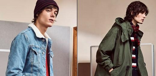 13 pohledů na stylové kabáty a bundy značky Zara