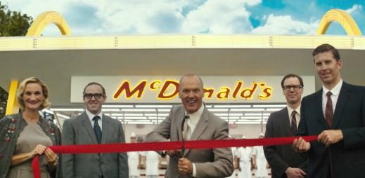 Trailer: Zakladatel. Riskoval, porušoval zákony, měnil pravidla a založil McDonald's