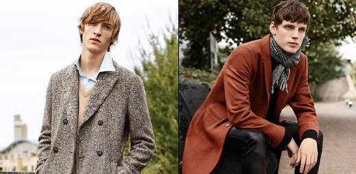 5 padnoucích kabátů na zimní období od značky Zara
