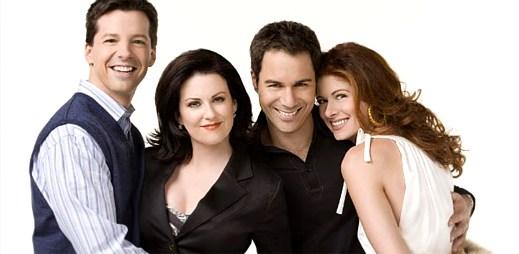 Gay seriál Will & Grace se vrací na obrazovky. První série bude už letos!