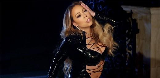 """Mariah Carey v novém klipu """"I Don't"""" spaluje svatební šaty za 6,5 miliónu korun"""