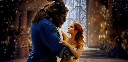 "Podívejte se na nový trailer k filmu ""Kráska a zvíře"""