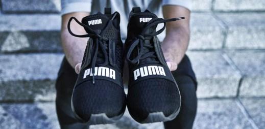 4 fotografie nových pánských bot Puma, se kterými můžete vyrazit do města