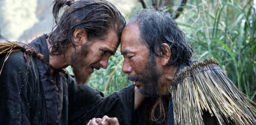 """Film """"Mlčení"""": Velký příběh z Japonska 17. století, kde se šíření křesťanství trestalo smrtí"""