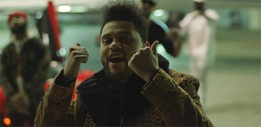 """The Weeknd se v klipu """"Reminder"""" připomíná, že je nejlepší"""