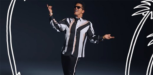 "Bruno Mars zve hezké zadky k sobě domů v klipu ""That's What I Like"""