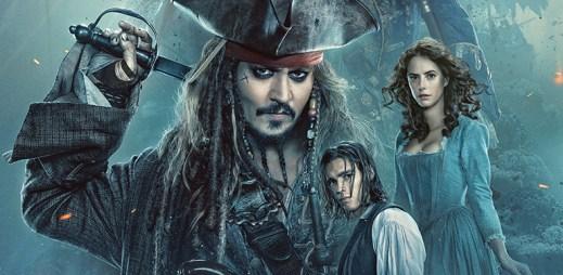 """Podívejte se na nový trailer k filmu """"Piráti z Karibiku: Salazarova pomsta"""""""