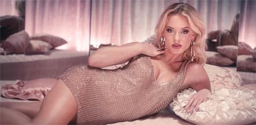 """Zara Larsson je jediná, která svou láskou dostává partnery výš v klipu """"So Good"""""""