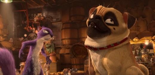 """Trailer k animáči """"Velká oříšková loupež 2"""": Veverčák Bručoun se vrací a bude to pořádná švanda!"""