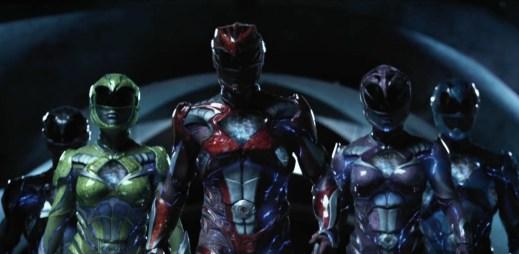 """Trailer k filmu """"Power Rangers: Strážci vesmíru"""". Kultovní seriál se vrací na filmová plátna"""