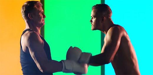 """Imagine Dragons v krvavém boxu čelí svému nitru v klipu """"Believer"""""""