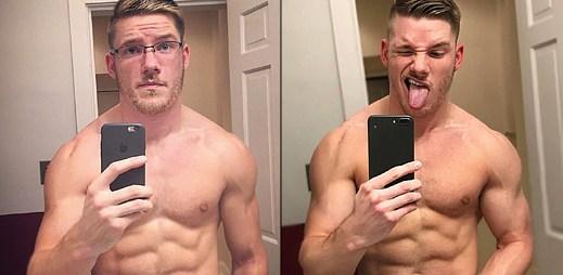 Instagram: 9 žhavých fotek gay ajťáka Coatyho O'Briana