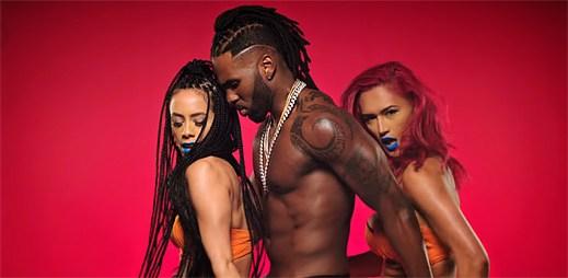 """Jason Derulo a Nicki Minaj chtějí ochutnat úplně všechny v klipu """"Swalla"""""""