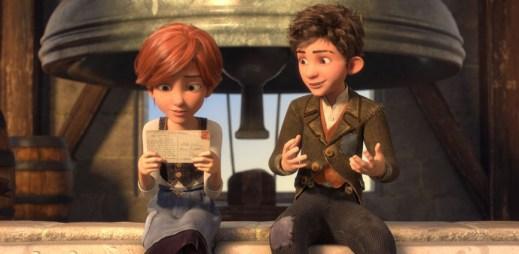 """Film """"Balerína"""" je dojemný příběh o přátelství a útěku do Paříže za velkým snem"""