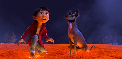 "Vychutnejte si první trailer k novému animovanému filmu ""Coco"""