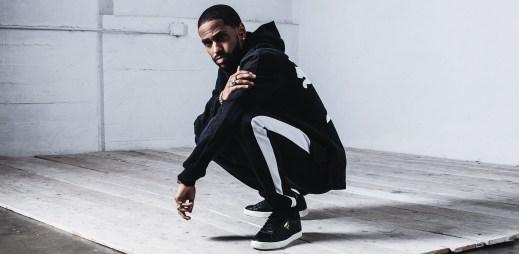 Zpěvák Big Sean vytvoří novou exkluzivní kolekci bot Puma