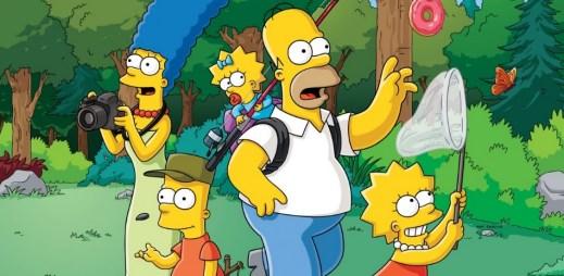 7 zajímavostí o nejdéle vysílaném seriálu Simpsonovi